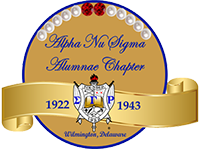 Sigma Gamma Rho Sorority,  Inc. | Alpha Nu Sigma