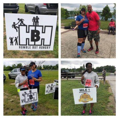 "Alpha Nu Sigma Participates in the ""Humble But  Hungry Father's Day 5K"""